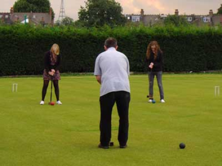 Beginners Croquet Sessions