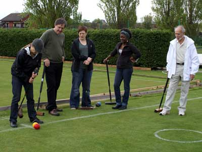 Fun Events at Dulwich Croquet Club